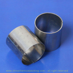 Metal Raschig Ring ( SS304, SS304L, SS316, SS316L, SS410, Carbon Steel, Aluminum, Bronze, etc. )