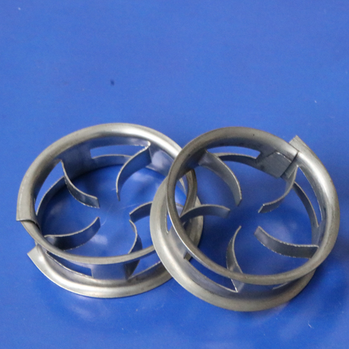 Metal Cascade Mini Ring ( SS304, SS304L, SS316, SS316L, SS410, Carbon Steel, Aluminum, Bronze)