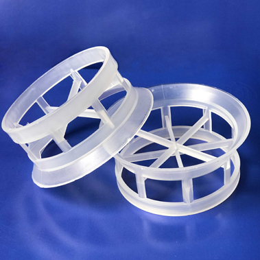 Plastic Cascade Mini Rings for Mass Transfer Extraction